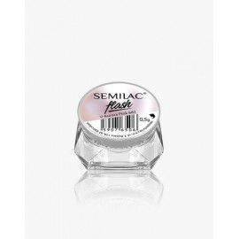 Semilac Effect Flash Aurora Pink 682 - Best Gel Polish manicure Effect Semilac ie