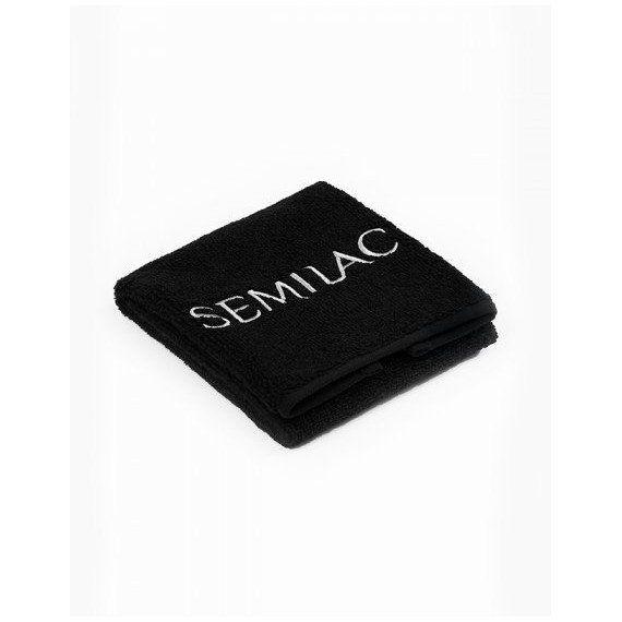 Towel Semilac black