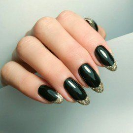 031 Semilac Gel Polish - Black Diamond 7ml