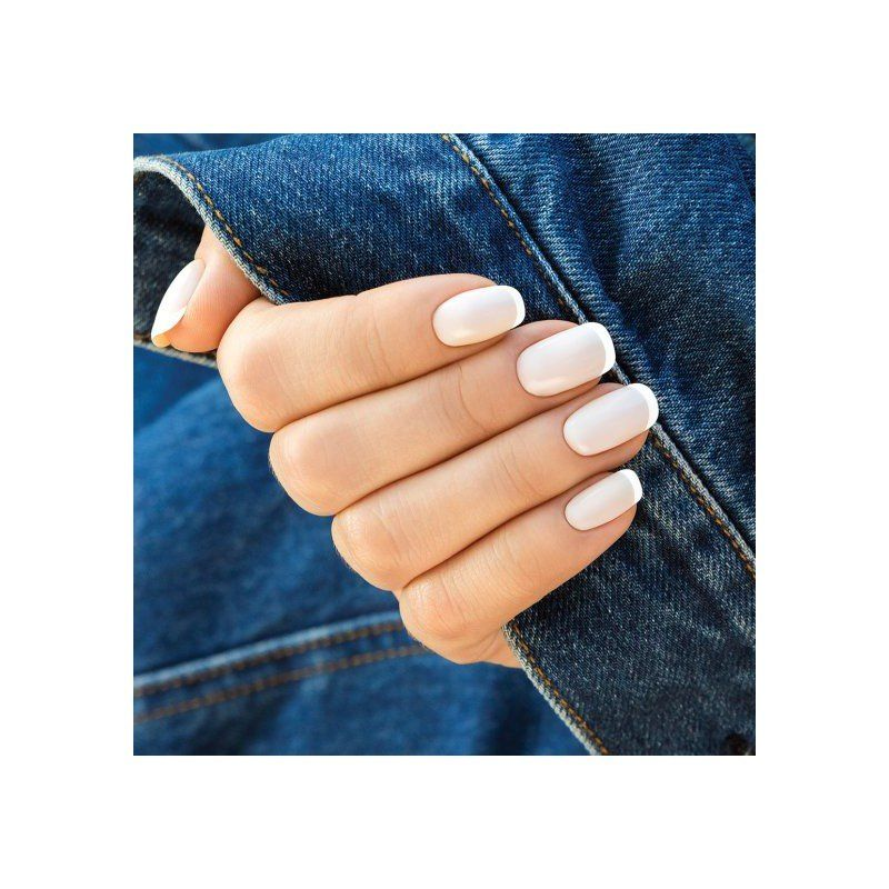 219 Semilac Gel Polish Business Line Pink Ivory - Semilac Ireland