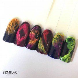 Semilac Flash Neon Effect Yellow 676