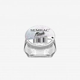 SEMILAC FLASH HOLO SILVER 690