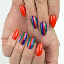 115 Semilac Gel Polish - Dancer From Rio 7ml