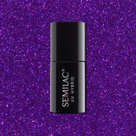 116 UV Hybrid Semilac Blueberry Kiss 7ml