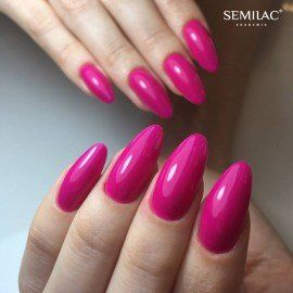 121 Semilac Gel Polish - Ruby Charm 7ml