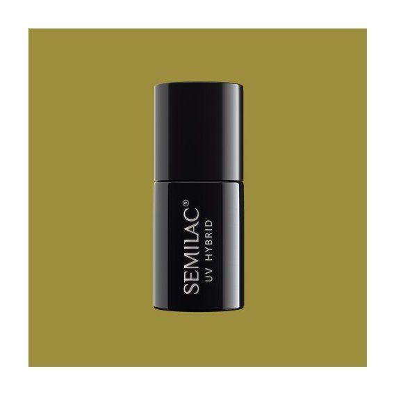 149 UV Hybrid - gel polish - shellac - Semilac Olive Garden 7ml