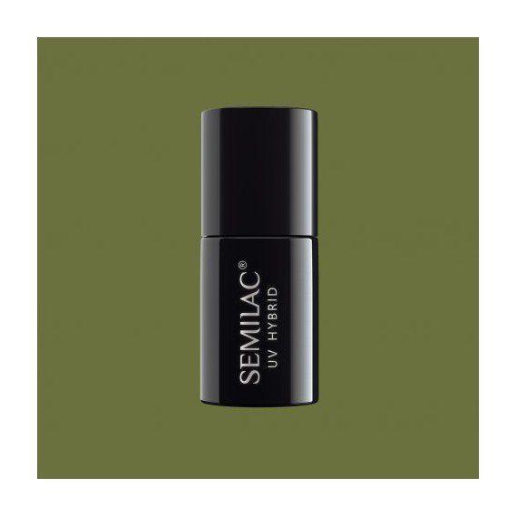 150 UV Hybrid - gel polish - shellac - Semilac Hunter Queen 7ml - Gel Polish