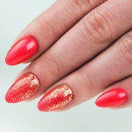 153 Semilac Gel Polish - Red Magnat 7ml