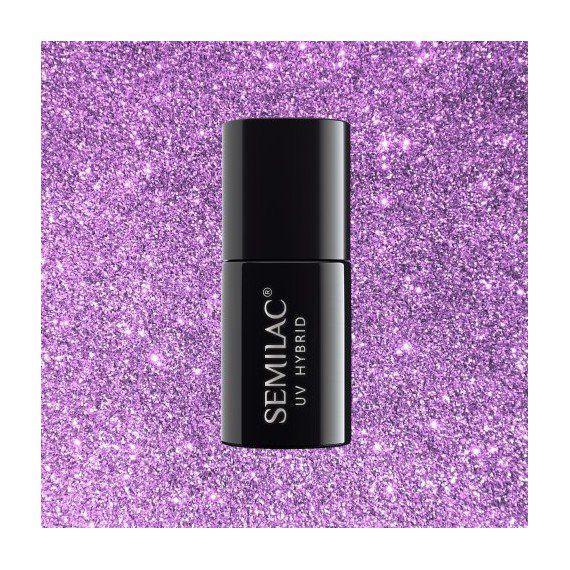 177 UV Hybrid Semilac Velvet Disco 7ml