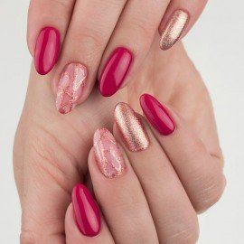094 Semilac Gel Polish - Pink Gold 7ml