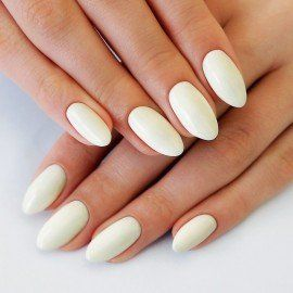 530 SEMILAC GEL POLISH - CELEBRATE DELICATE WHITE