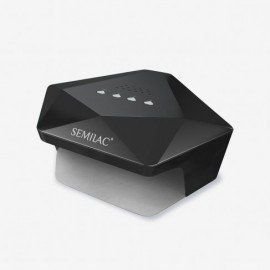 UV LED LAMP DIAMOND 36W BLACK SEMILAC