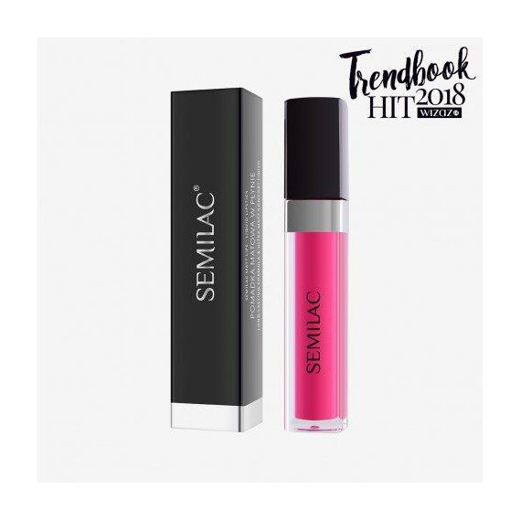 007 SEMILAC MATT LIPS PINK ROCK - Semilac Ireland Premium Make-Up product