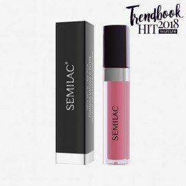 064 SEMILAC MATT LIPS PINK ROSE - Semilac Ireland - Premium Makeup