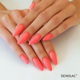 033 Semilac Gel Polish - Pink Doll 7ml