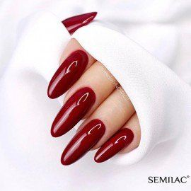 028 Semilac Gel Polish - Classic Wine 7ml