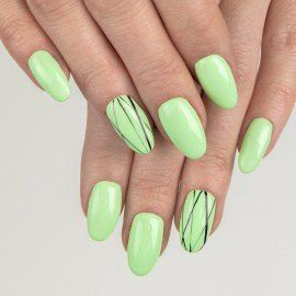 168 Semilac Gel Polish Fresh Pistachio 7ml