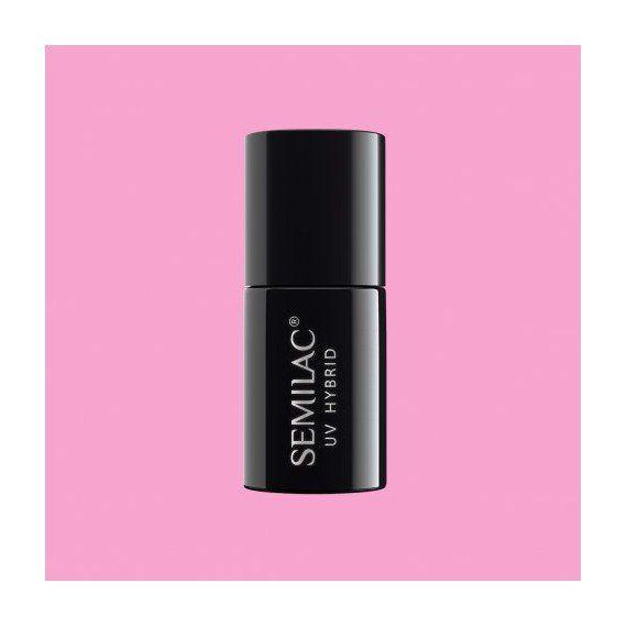 633 Semilac Sharm Effect Light Pink Semilac Ireland www.semilac.ie