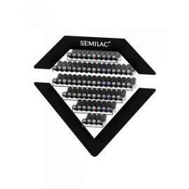 Semilac Gel Polish Wall Display 66pcs