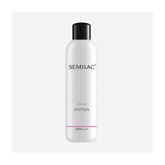 Semilac Ireland manicure liquids - Acetone 1000ml