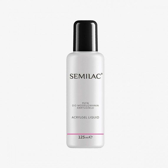 Acrylgel Liquid for easy make AcryleGel manicure from Semilac Ireland