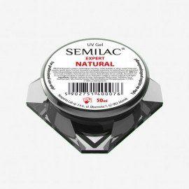 Semilac UV Gel Expert Natural 50ml