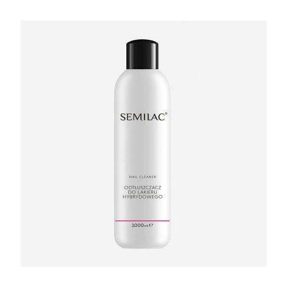 Semilac Nail Cleaner 1000ml for Gel Polish manicure from Semilac ireland