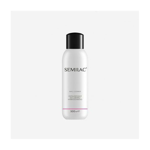 Semilac Nail Cleaner 500ml for shellac manicure from Semilac Ireland