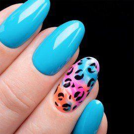 557 Semilac Gel Polish - BLUE HIT
