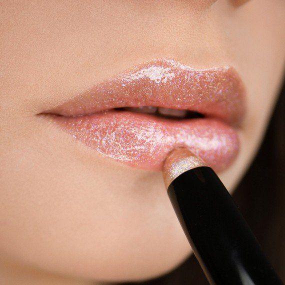 Lip Gloss - 1000 DIAMONDS LIPS - Violet