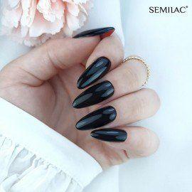 300 Semilac Perfect Black - SUPER COVER