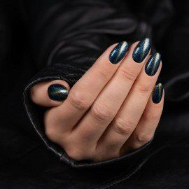 311 Semilac Gel Polish MAGIC CAT EYE TURQUOISE