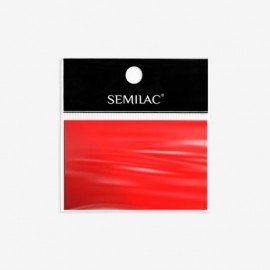Semilac 746 - Nail Art Transfer Foil Red