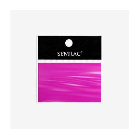 Semilac 749 - Nail Art Transfer Foil Magenta
