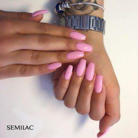 003 Semilac Gel Polish - Sweet Pink 7ml