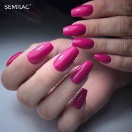 011 Semilac Gel Polish - Purple Diamond 7ml