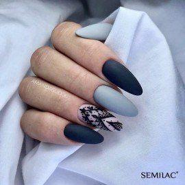 016 Semilac Gel Polish - Grunge 7ml
