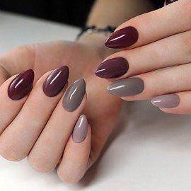 017 Semilac Gel Polish - Grey 7ml
