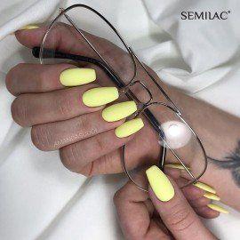023 Semilac Gel Polish - Banana 7ml