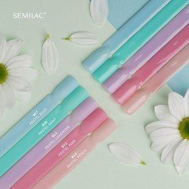 814 SEMILAC EXTEND 5IN1 PASTEL PEACH