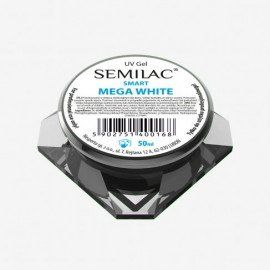 Semilac UV Gel Smart Mega White 15ml