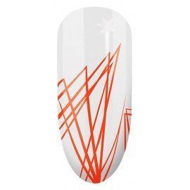 Nail Art Spider Gum 06 NEON ORANGE