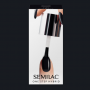 S190 SEMILAC ONE STEP HYBRID - BLACK 5ML