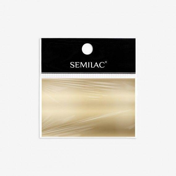 Semilac 02 - Nail Art Transfer Foil Gold