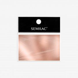 Semilac 03 - Nail Art Transfer Foil Rose Gold