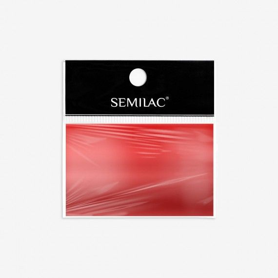 Semilac 04 - Nail Art Transfer Foil Red