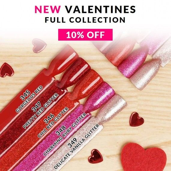 FULL New Valentines Collection - 10% Off
