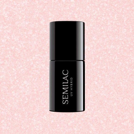 576 Semilac Bridesmaid In Rose 7ml