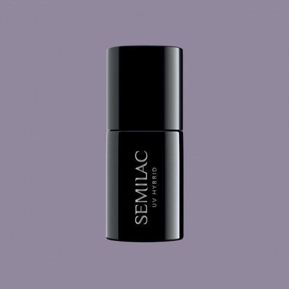 374 Semilac Gel Polish - DUSTY PURPLE 7ml