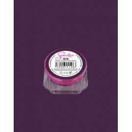014 UV Gel Color Semilac Dark Violet Dreams 5ml